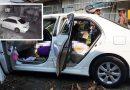 ปาดคอฆ่าโหดพยาบาลสาวหมกศพยัดในรถเก๋ง ตำรวจเร่งสืบหาชายต้องสงสัยขับรถมาจอดก่อนหลบหนีไป