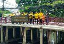 เทศบาลนครพระนครศรีอยุธยาเปิดใช้แล้วสะพานคลองท่อ