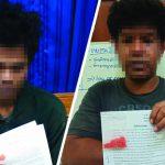 สืบจังหวัดอยุธยาจับ 2 หนุ่มพ่อค้ายาบ้ารายย่อย ลาดบัวหลวง